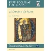 Fasti Ecclesiae Gallicanae (FEG 18) Diocèse du Mans