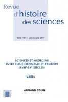 """""""Lui seul doit être glorifié"""", science et religion dans l'oeuvre d'Henri Devaux (1862-1956)"""
