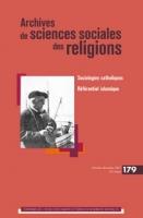 Les intellectuels catholiques et la sociologie en Belgique, 1880-1914