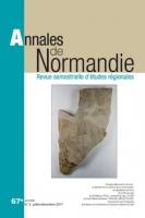 Du paganisme au christianisme en Normandie occidentale (IVe-Ve siècles): premiers éléments de synthèse