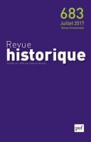 La carrière de Simon Festu: un clerc au service de l'État monarchique sous le règne de Philippe le Bel