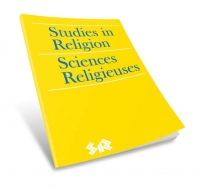 Studies in Religion/ Sciences Religieuses
