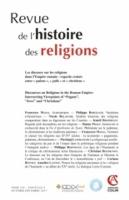 """Nommer et classer les religions aux IIe-IVe siècles: la taxinomie """"paganisme, judaïsme, christianisme"""""""