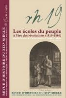 """Congrégations féminines et """"éducation populaire"""": l'exemple des soeurs de Saint-Vincent-de-Paul avant les lois Ferry"""